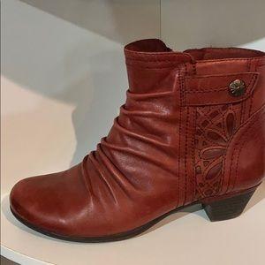 Red rock port booties